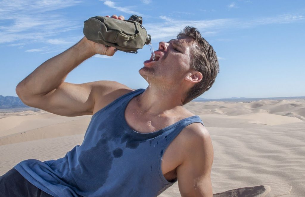 Symptoms of Extreme Dehydration
