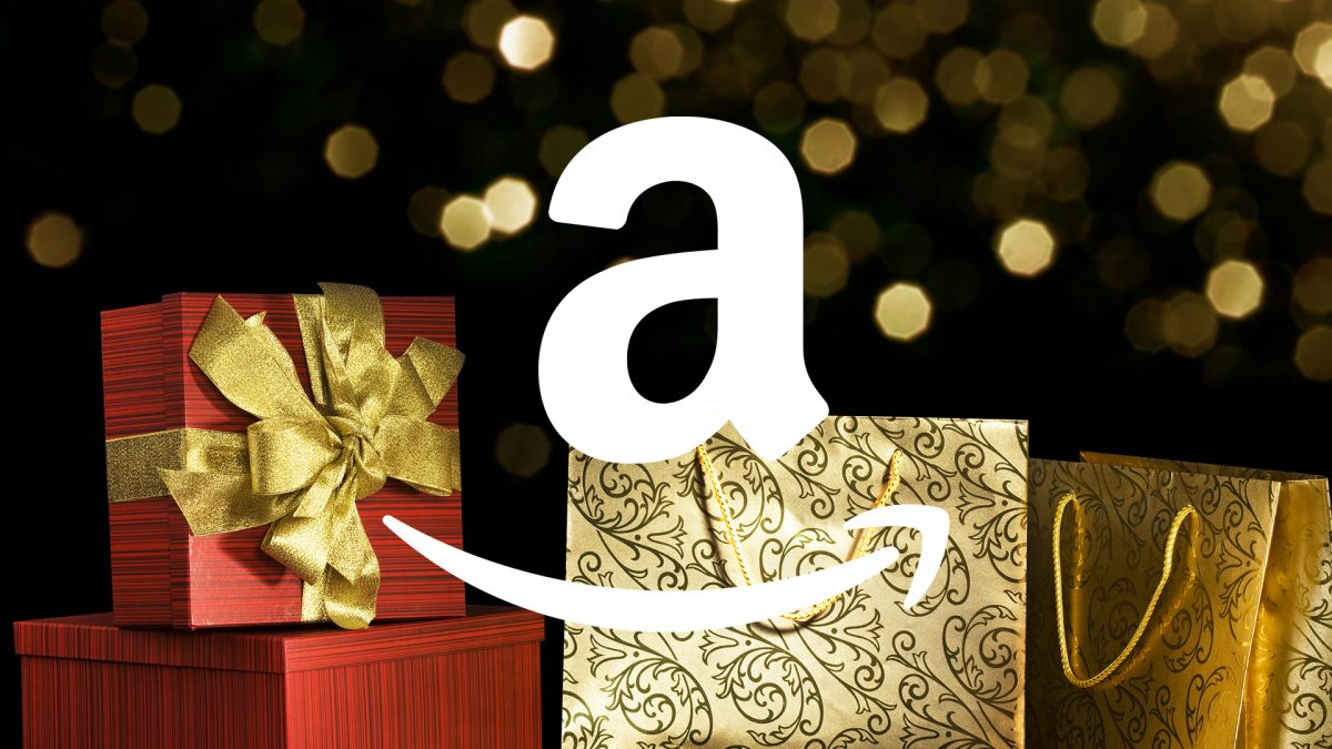 Amazon Holiday Christmas Shopping